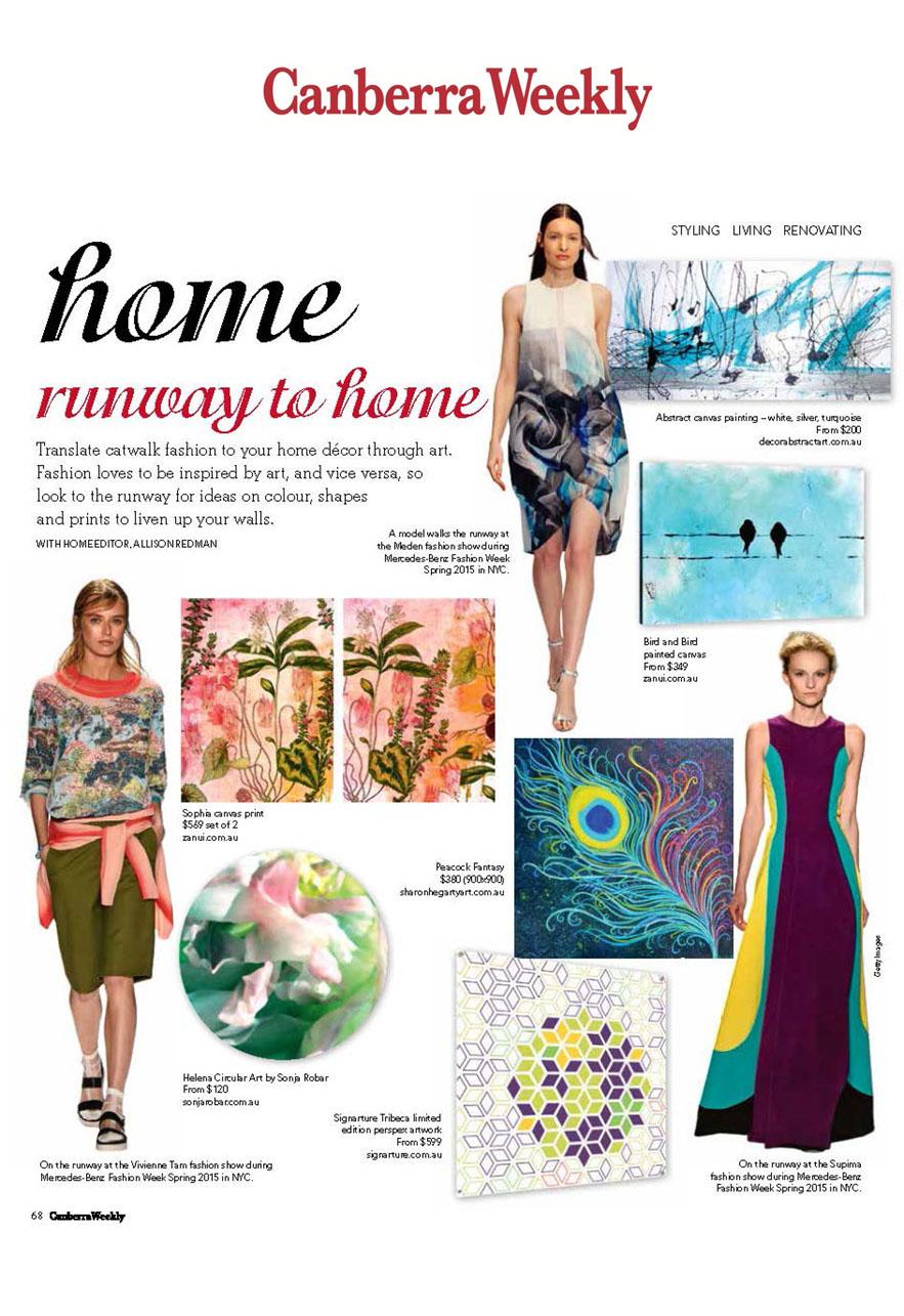 Canberra Weekly - November 2014