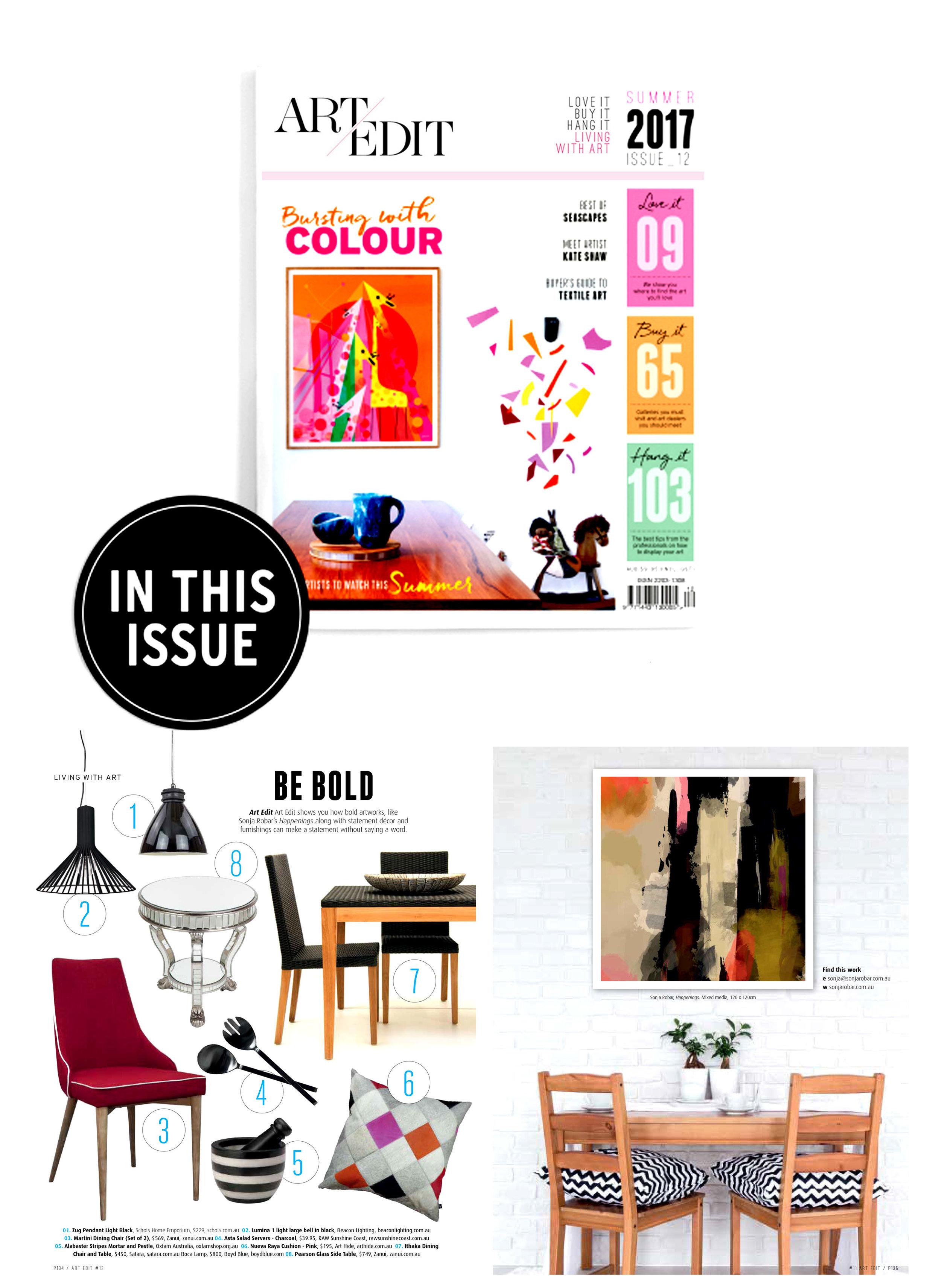 Art Edit Magazine 2016 - Issue 12