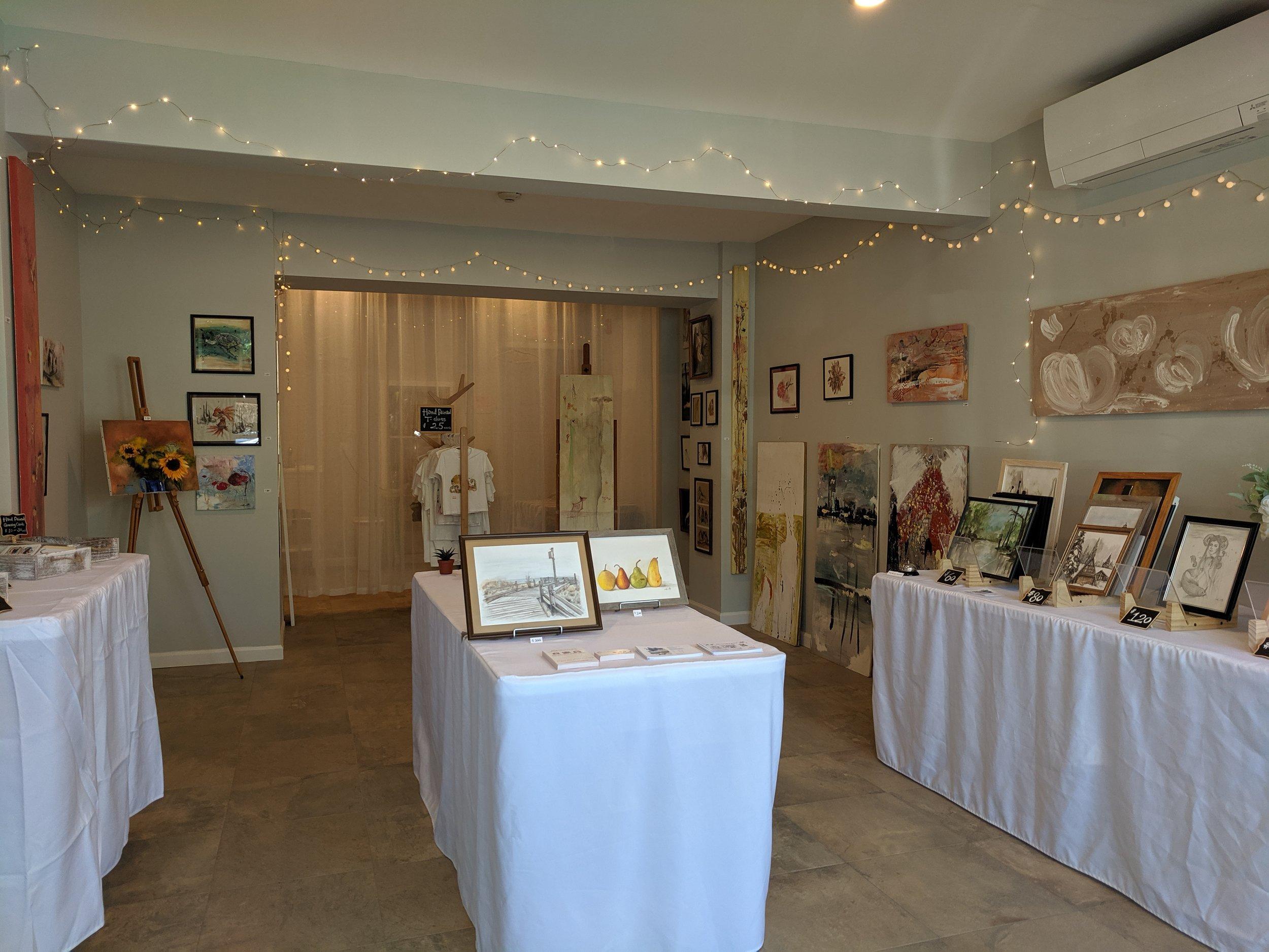 Shelly Luan Art Gallery  | Nyack, NY