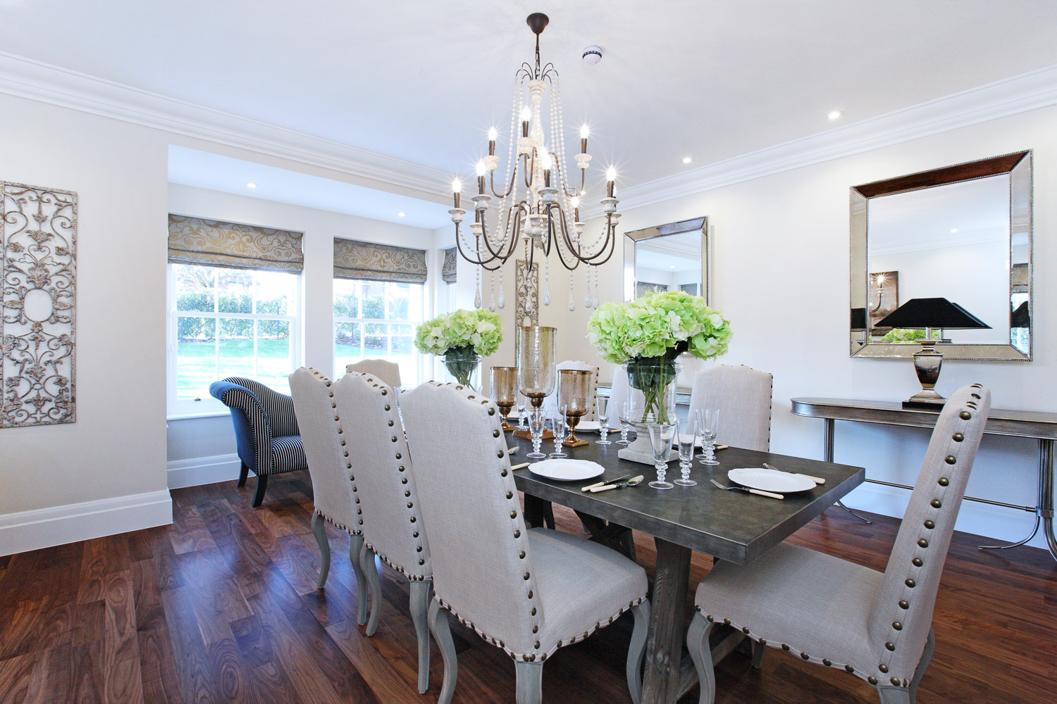 Luxury house in Esher Surrey. Luxury homes Surrey, new homes Esher. Wentworth House.