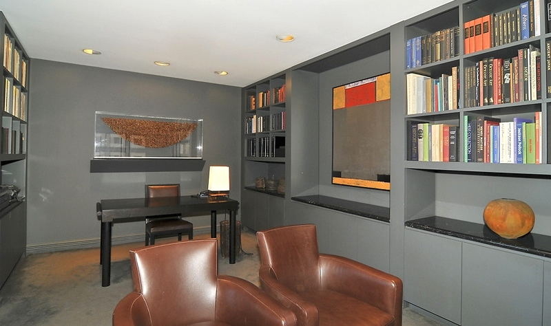Copy of Intimate Secluded Library