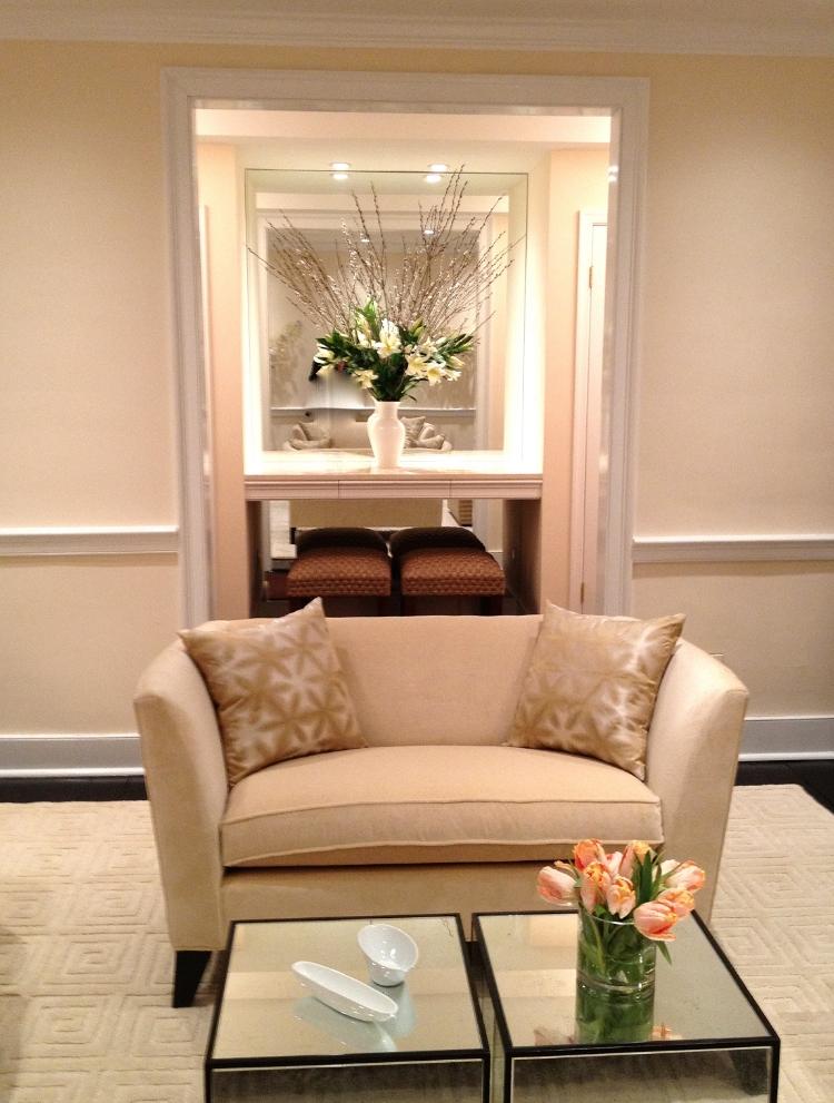 Copy of Modern design for Historic Living Room