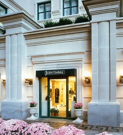 Jackie Chalkley Store at the Willard Hotel