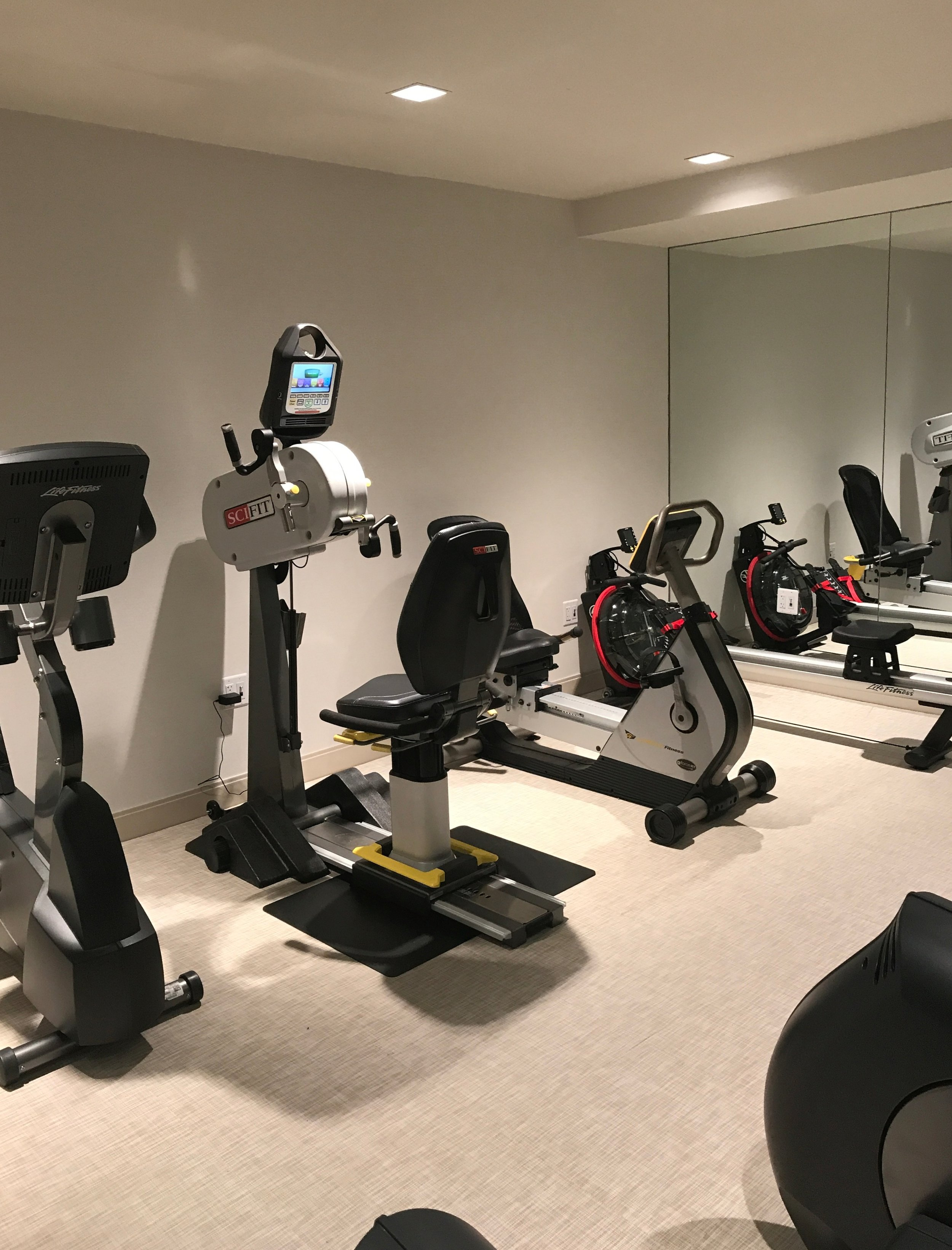 Cardio Fitness Room at Foxhall East
