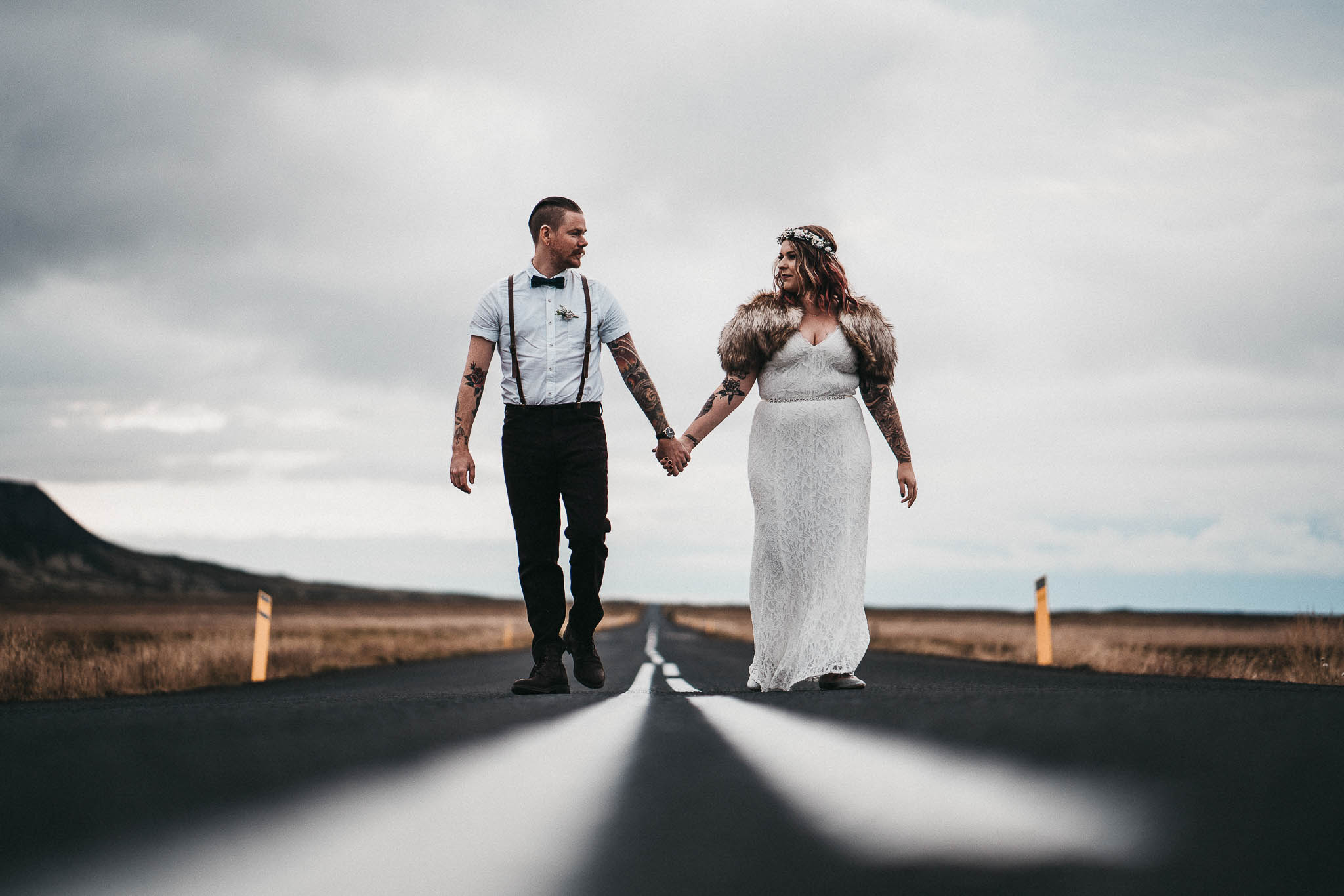 elopement photographer in iceland