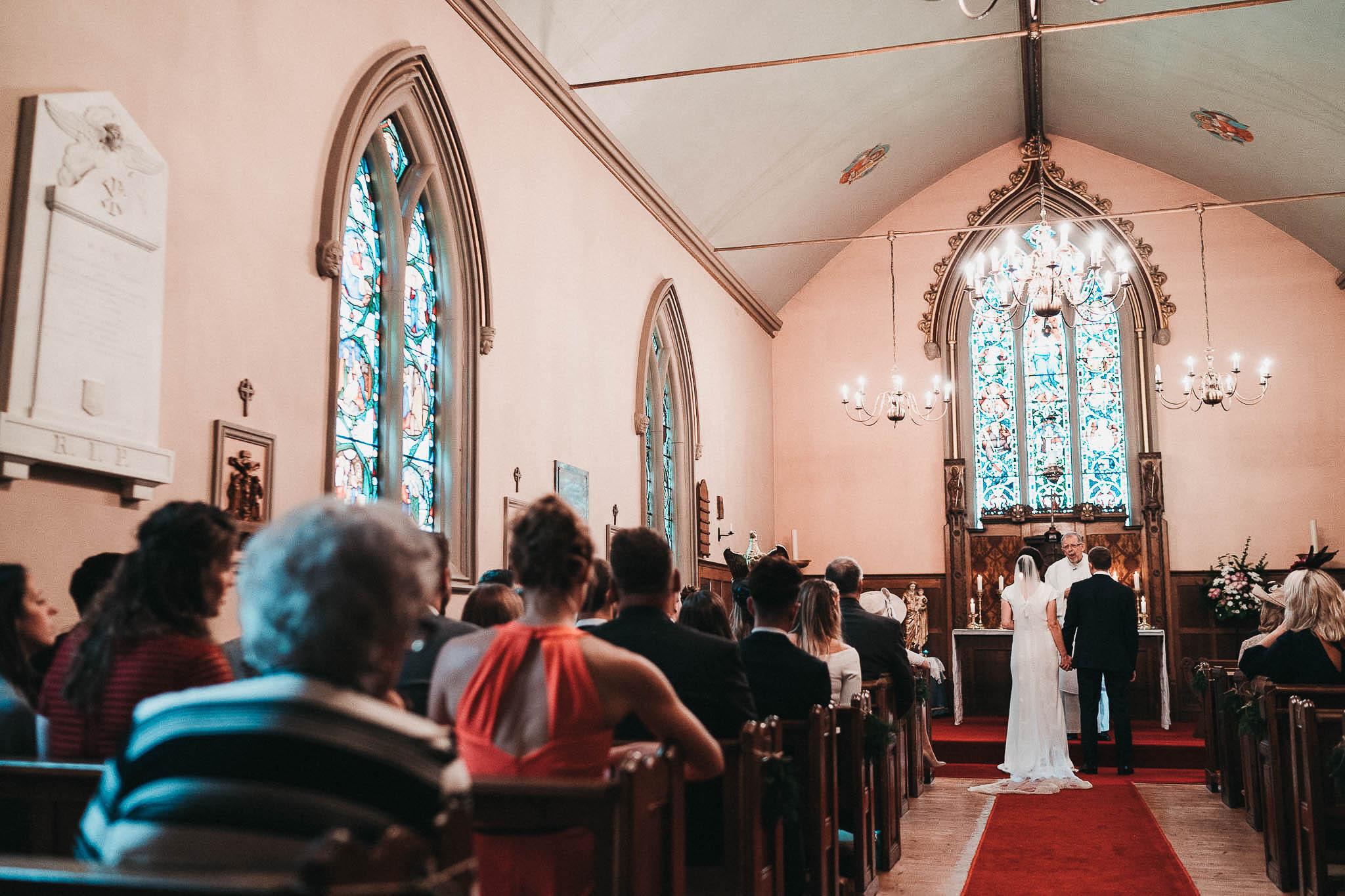 st-marys-harvington-wedding