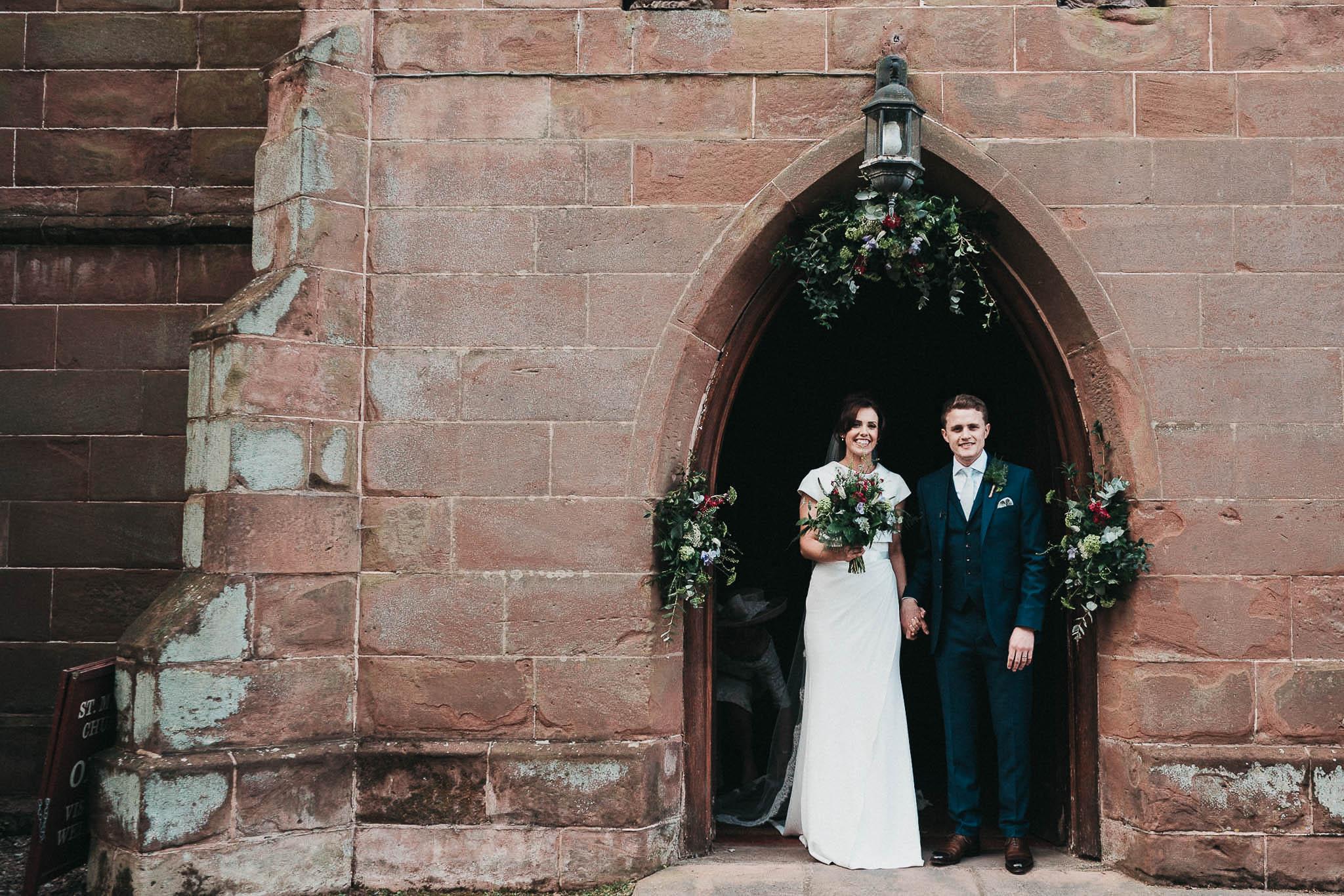 bride-and-groom-church-portrait