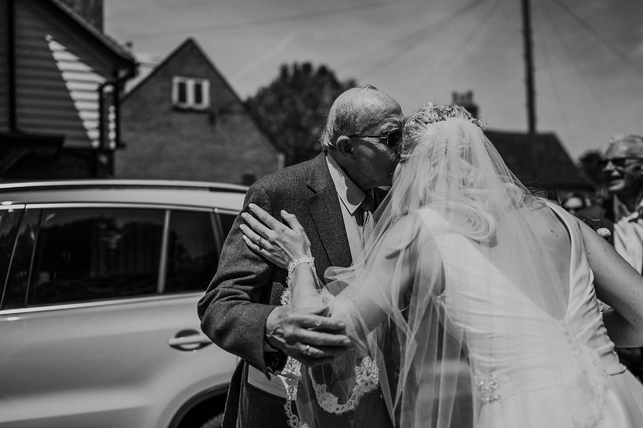 bride-greeting-guests