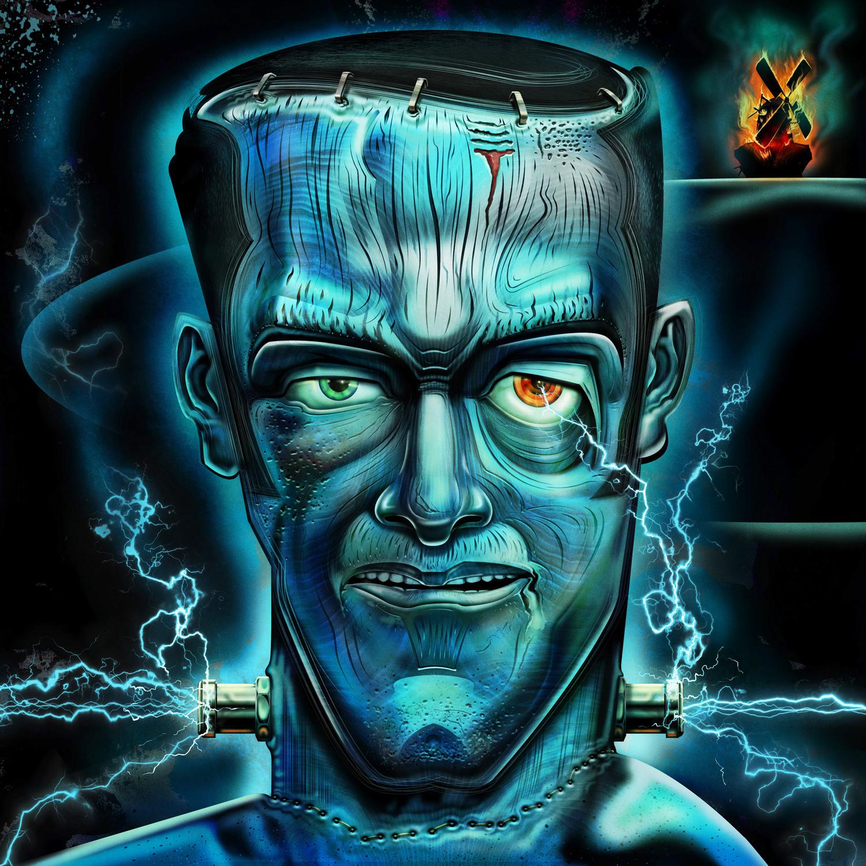 Frankenstein: The Monster