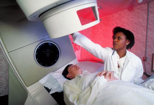 放射性治疗