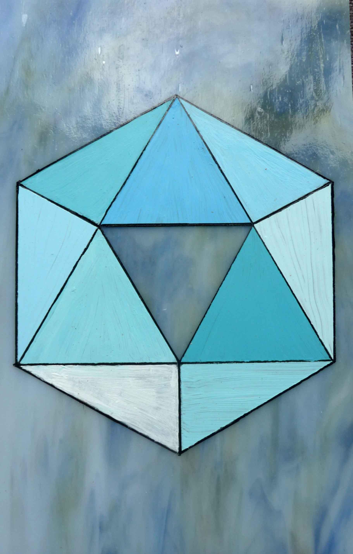Icosaëder geschilderd op glas2.jpg