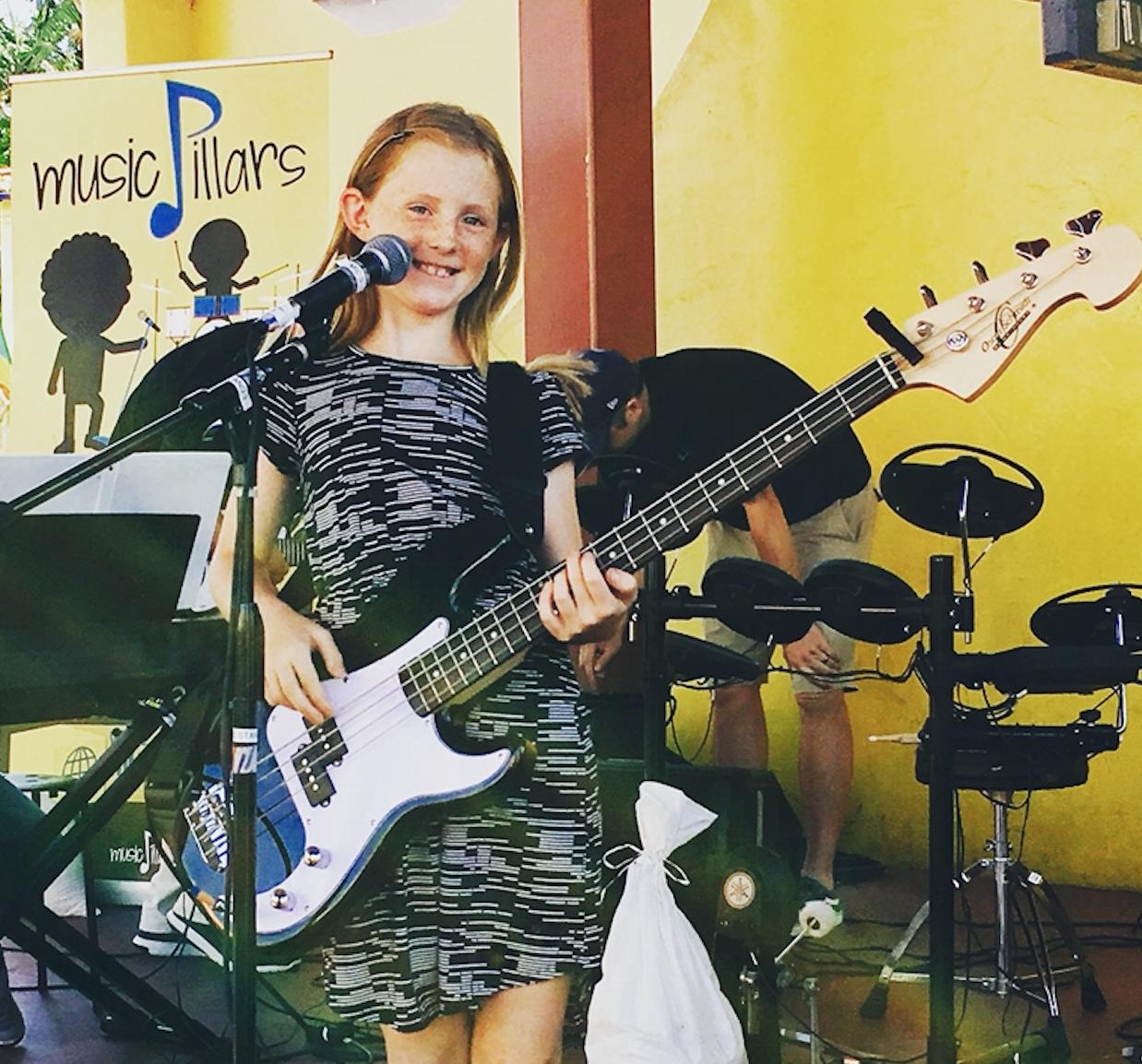 Music Pillars Band