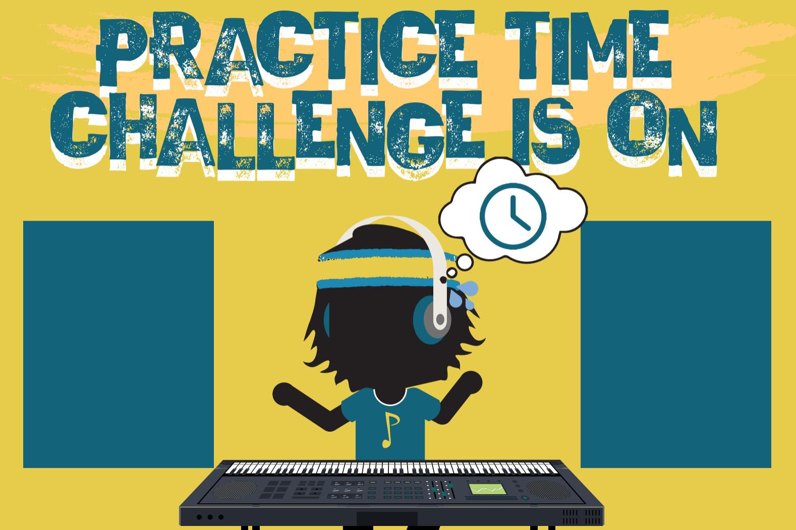 Practice Time Challenge