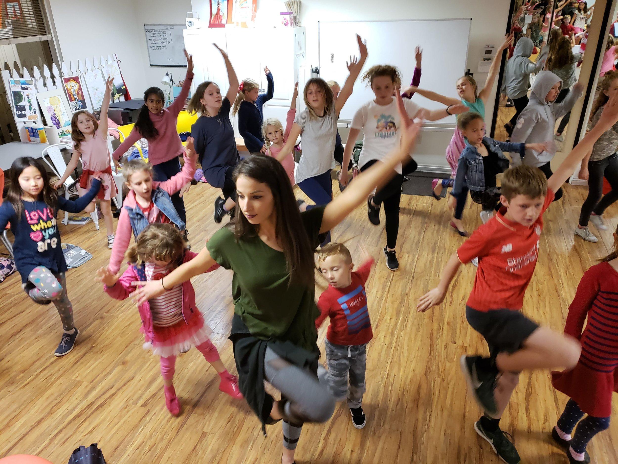 Music Pillars Glee Summer Camps