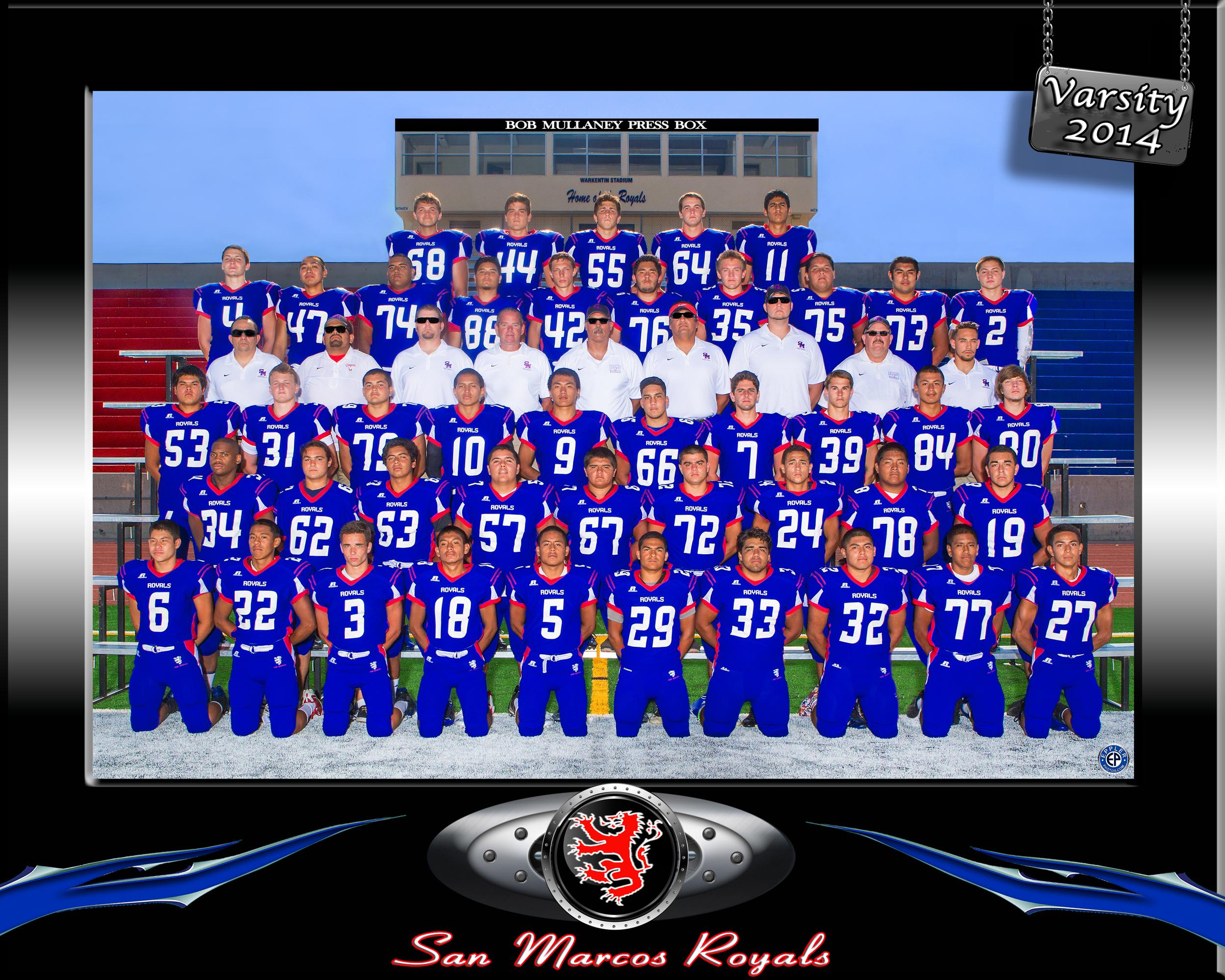 San Marcos Varsity FB 8x10 2014.jpg