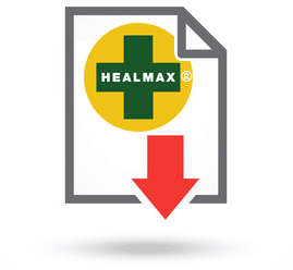 Download the HEALMAX® brochure.