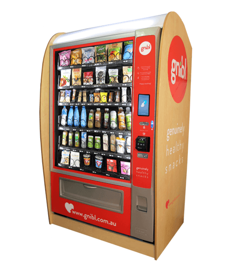 Healthy Snack Machines