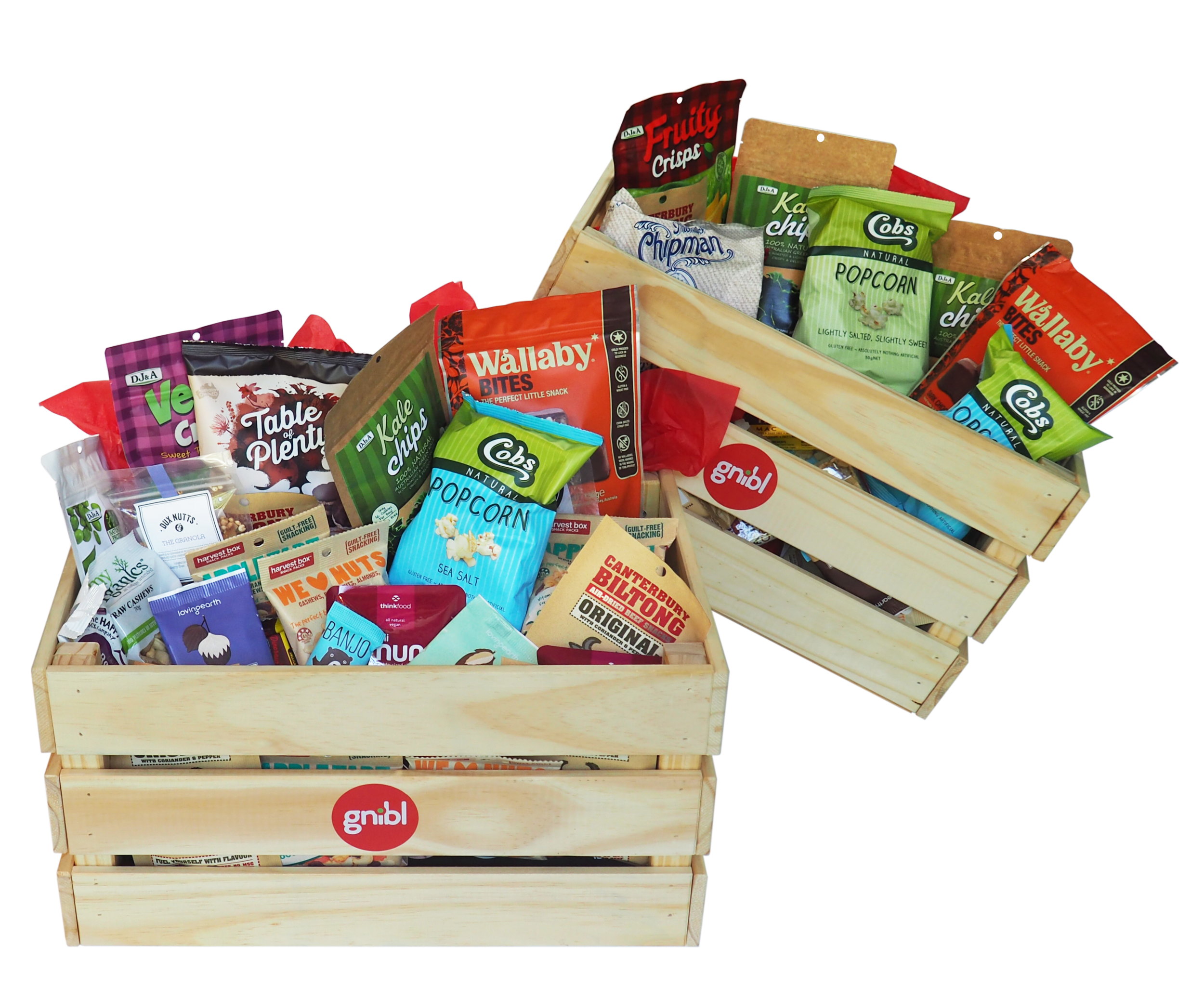 Healthy Snack Box Delivery