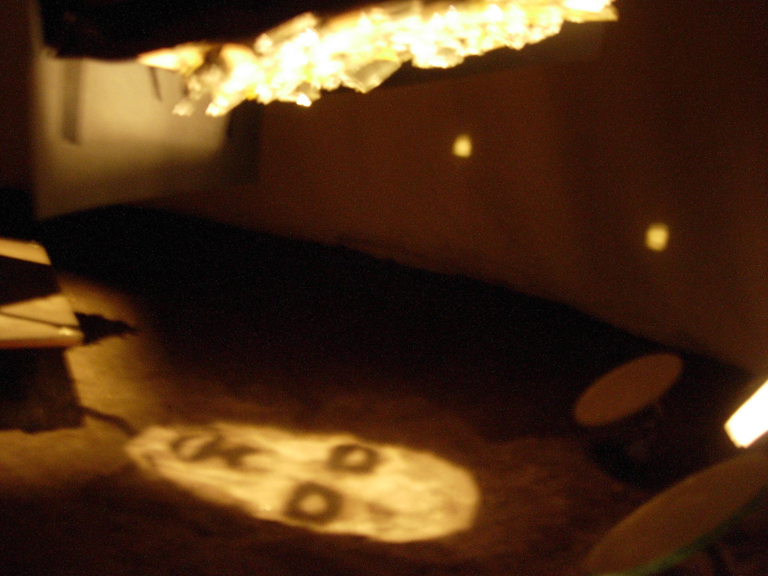 maya instilation face reflector mixed media, 2005(2).jpg