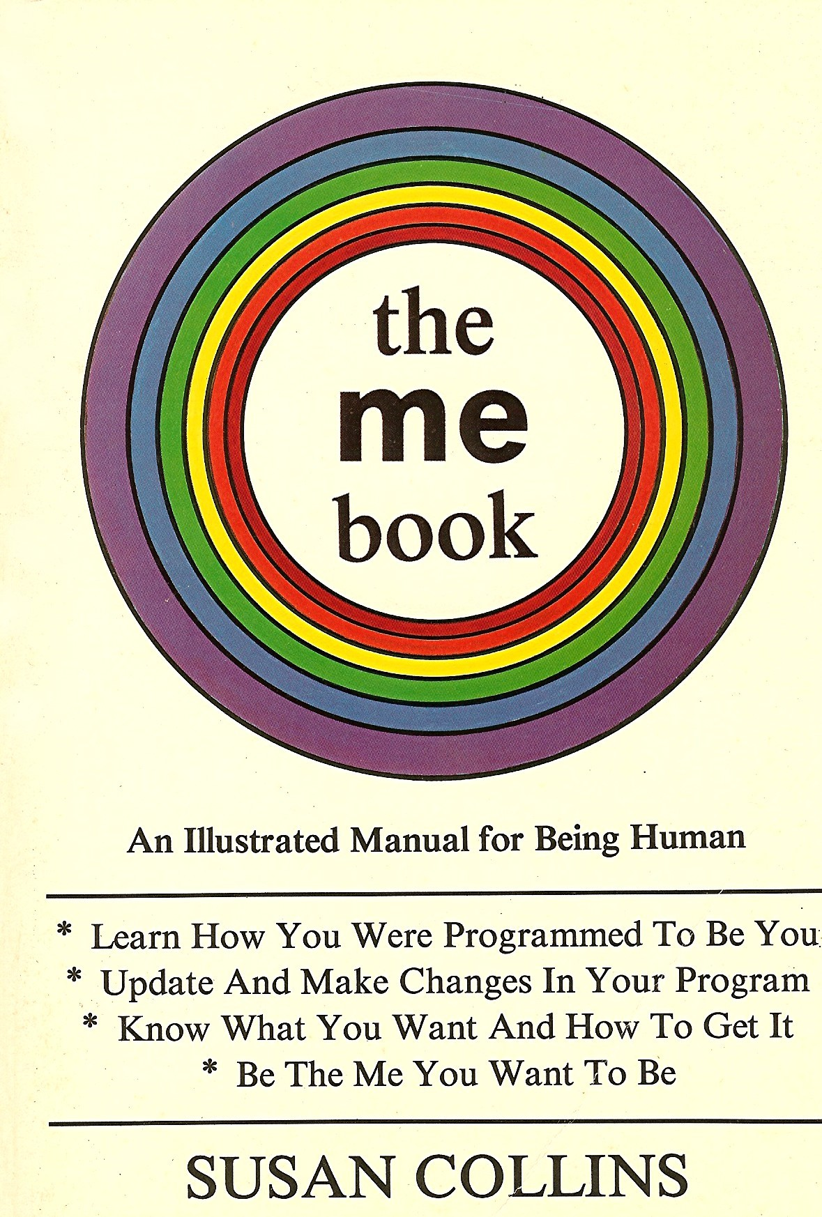 Copy of Copy of The Me Book by Susan Ford Collins