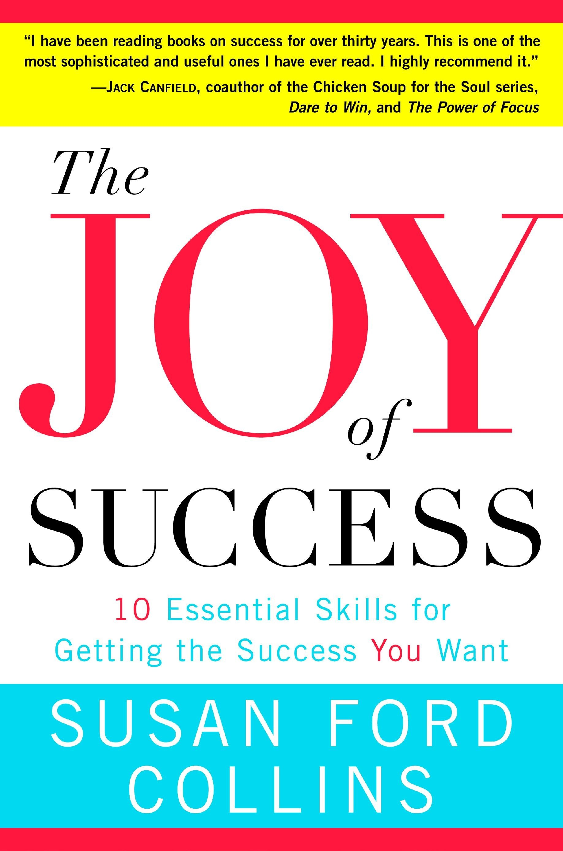 Copy of The Joy of Success, HarperCollins