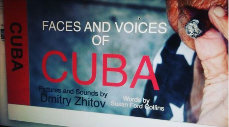 Copy of Faces and Voices of Cuba in process 2016