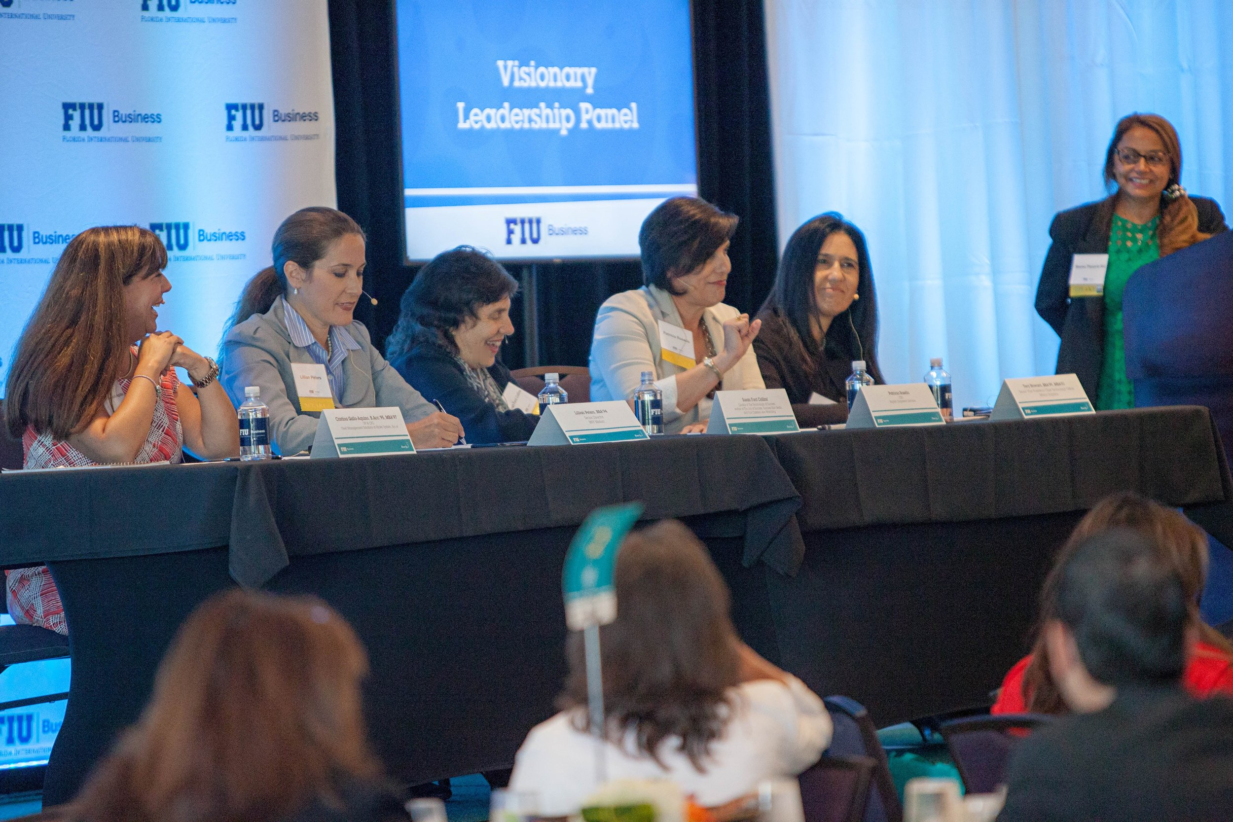 Copy of Copy of Visionary Leadership Panel FIU PowerUp Leadership Conference 2016