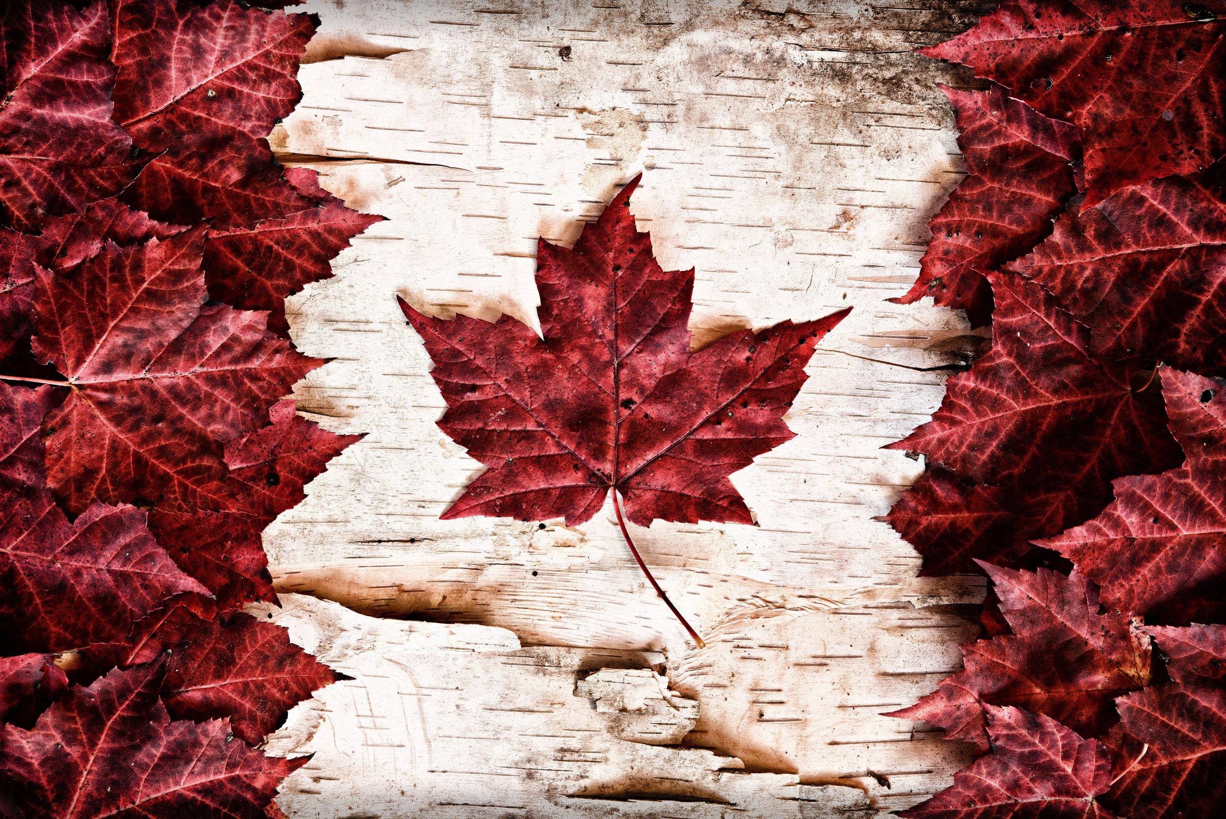 """""""O Canada"""""""