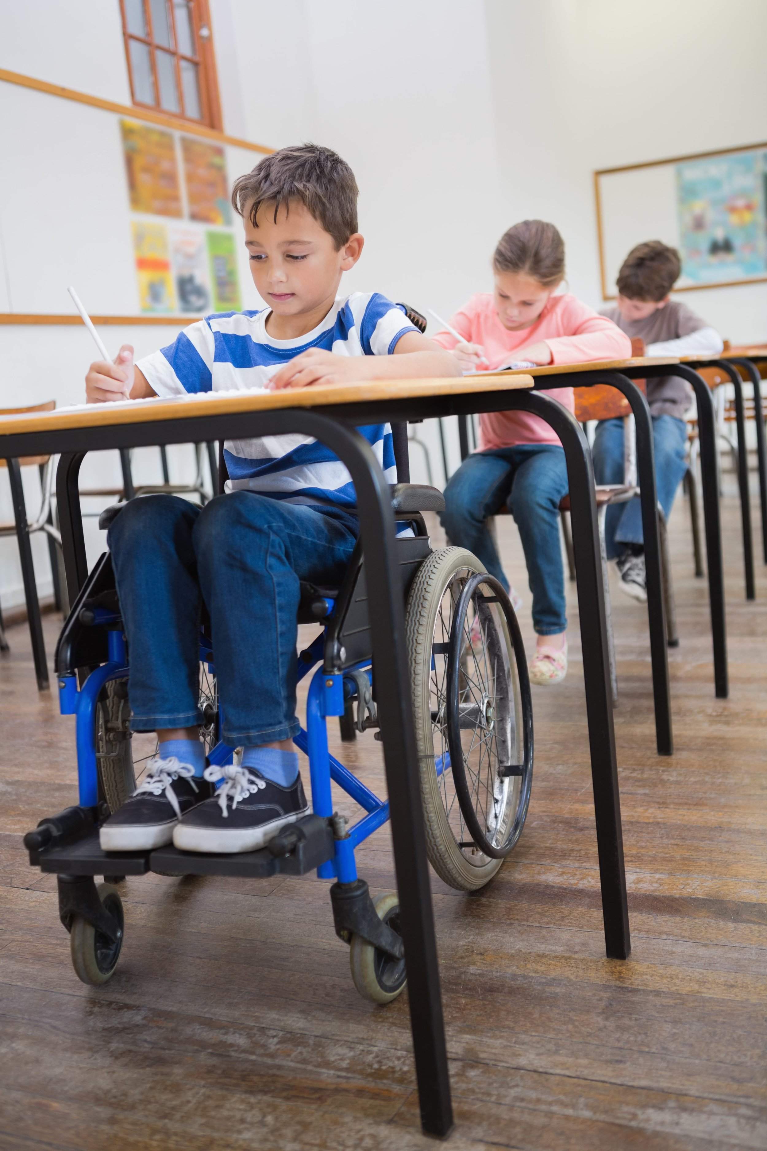 Shattering The Autism Stigma With A Wheelchair