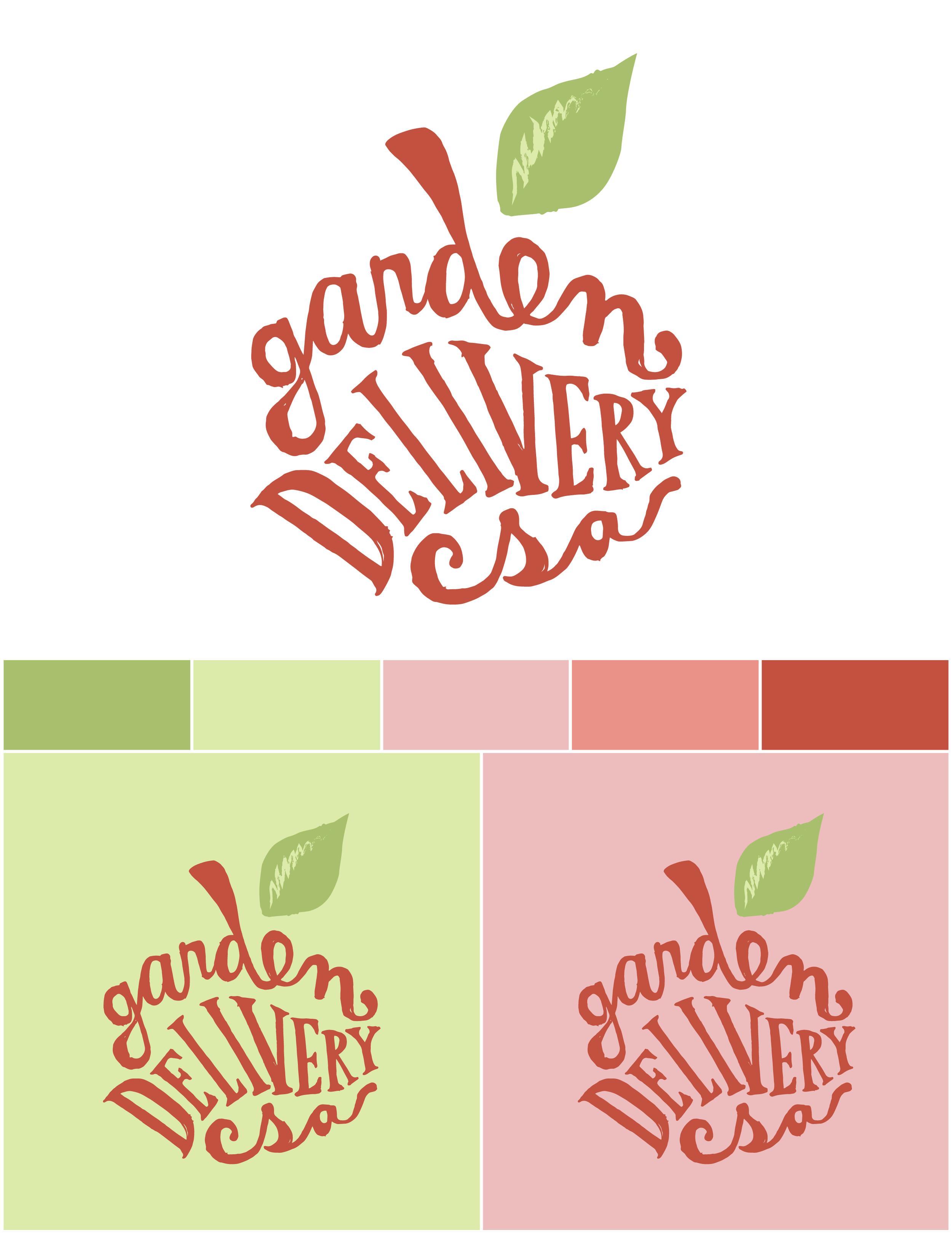 Garden Delivery Service, CSA