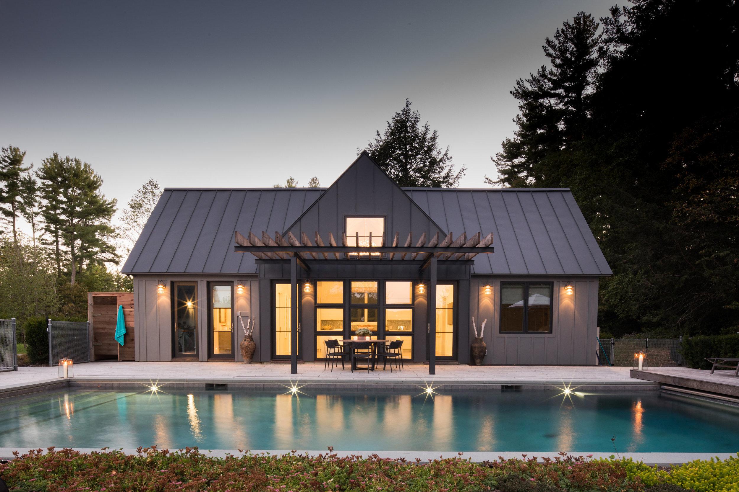 Winner of 2018 Luxe Magazine RED Award - Contemporary Interior DesignFinelines InteriorsPhoto by Neil Landino