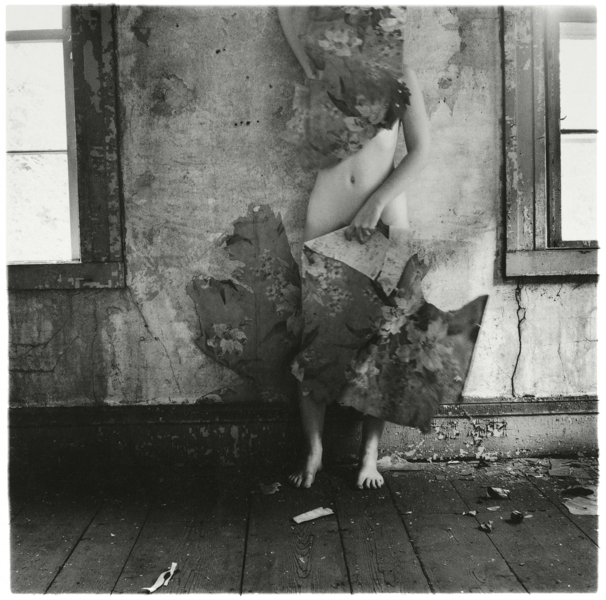 Francesca Woodman, From Space2, Providence, Rhode Island, 1976 © George and Betty Woodman