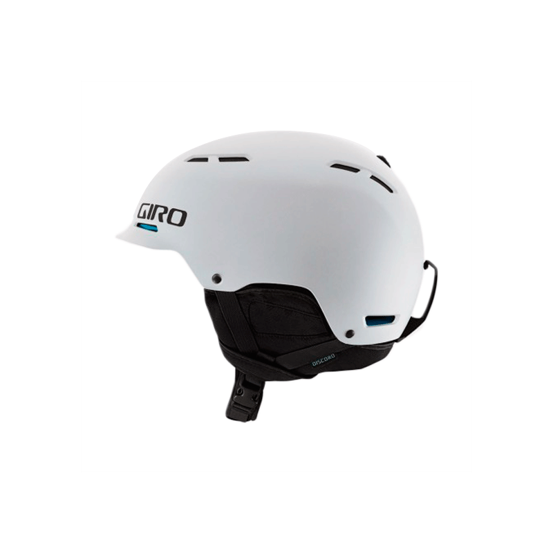 """Giro Discord Helmet   Perfect in the event of both high and low impacts, Giro's new """"soft shell"""" construction is flexible, light, and comfortable (not to mention looks cool). Supremely vented and with seamless compatibility with numerous goggles, form and function have reached new heights.  $150, Giro"""