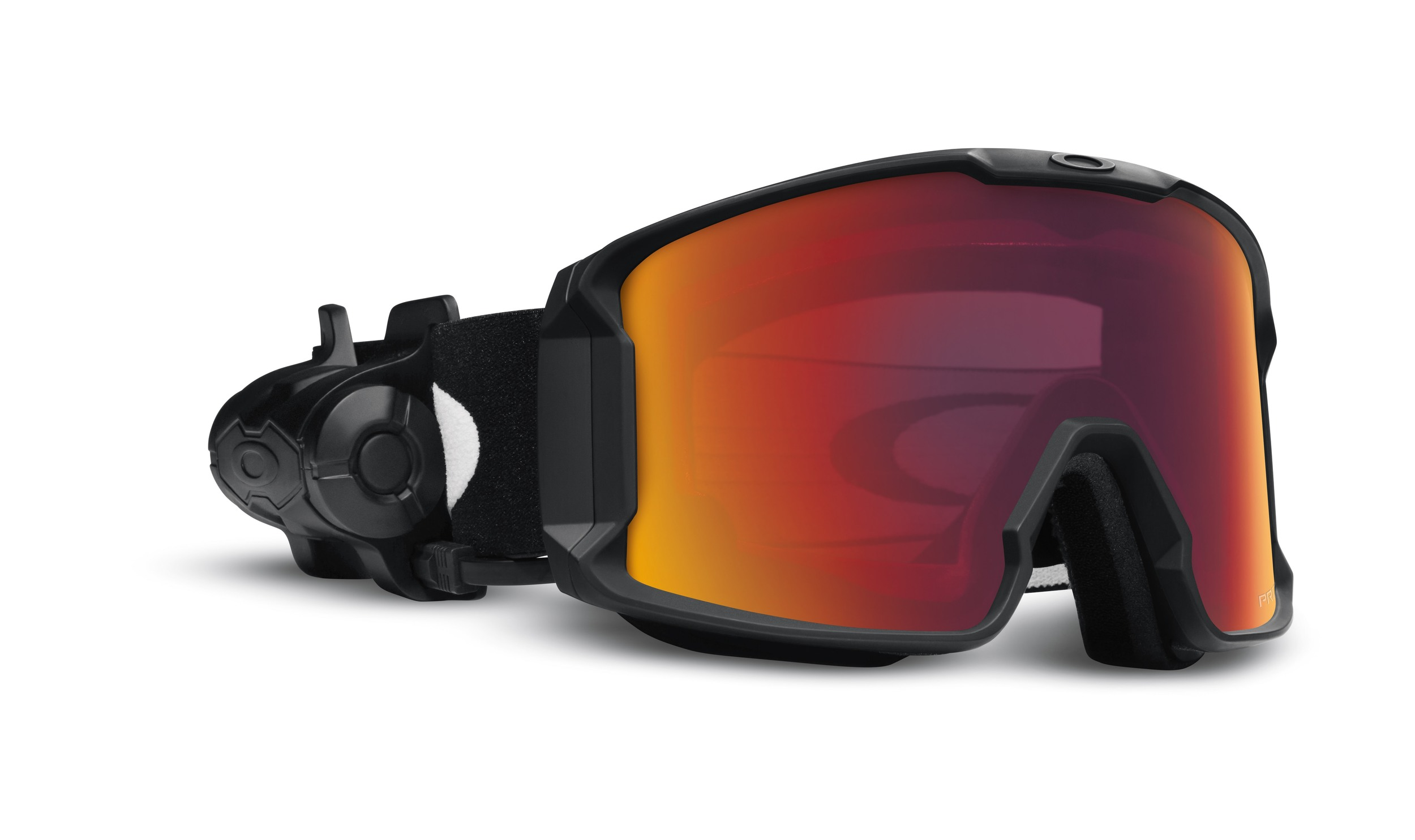 OAKLEY LINE MINER GOGGLE WITH PRISM INFERNO, $TBD