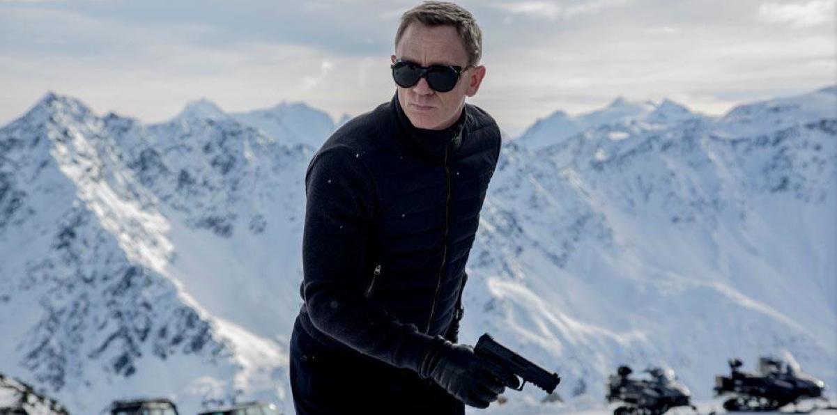 """Bond broke out Vuarnet's Glacier sunglasses for a shootout in """"Spectre."""""""