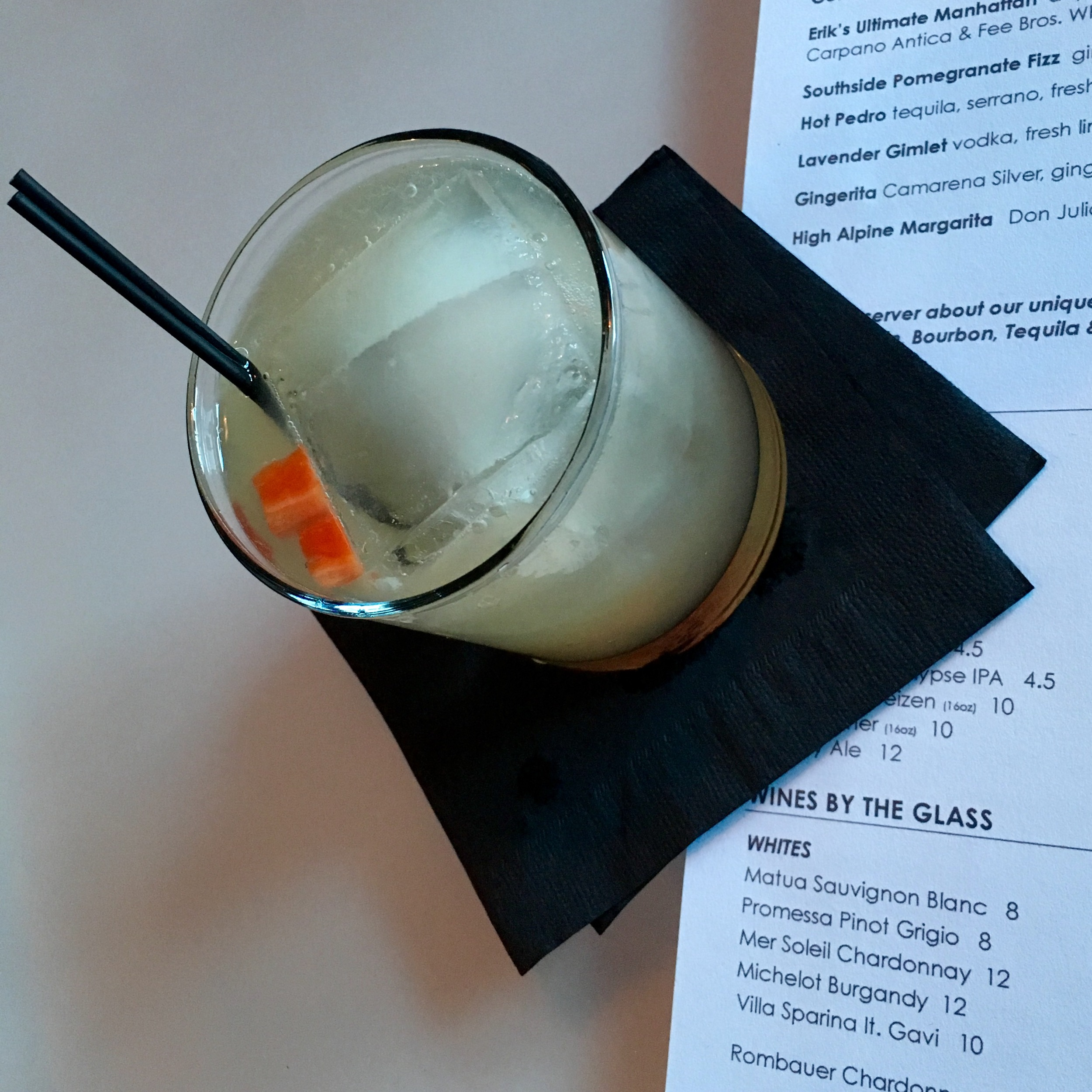 CBG's Hot Pedro is a spicy sip with illicit allure, $15