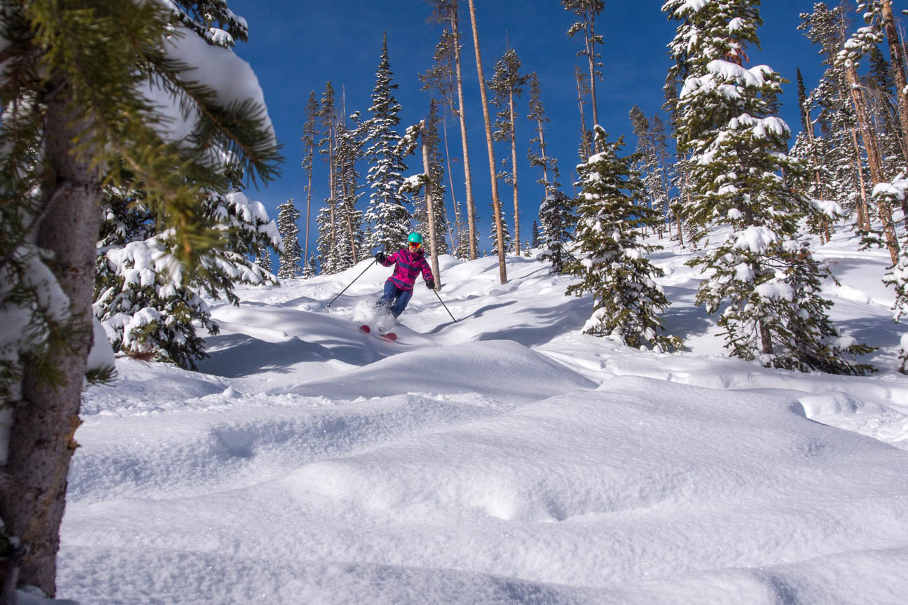 At Winter Park Resort, Mary Jane terrain will remain open through May 7.