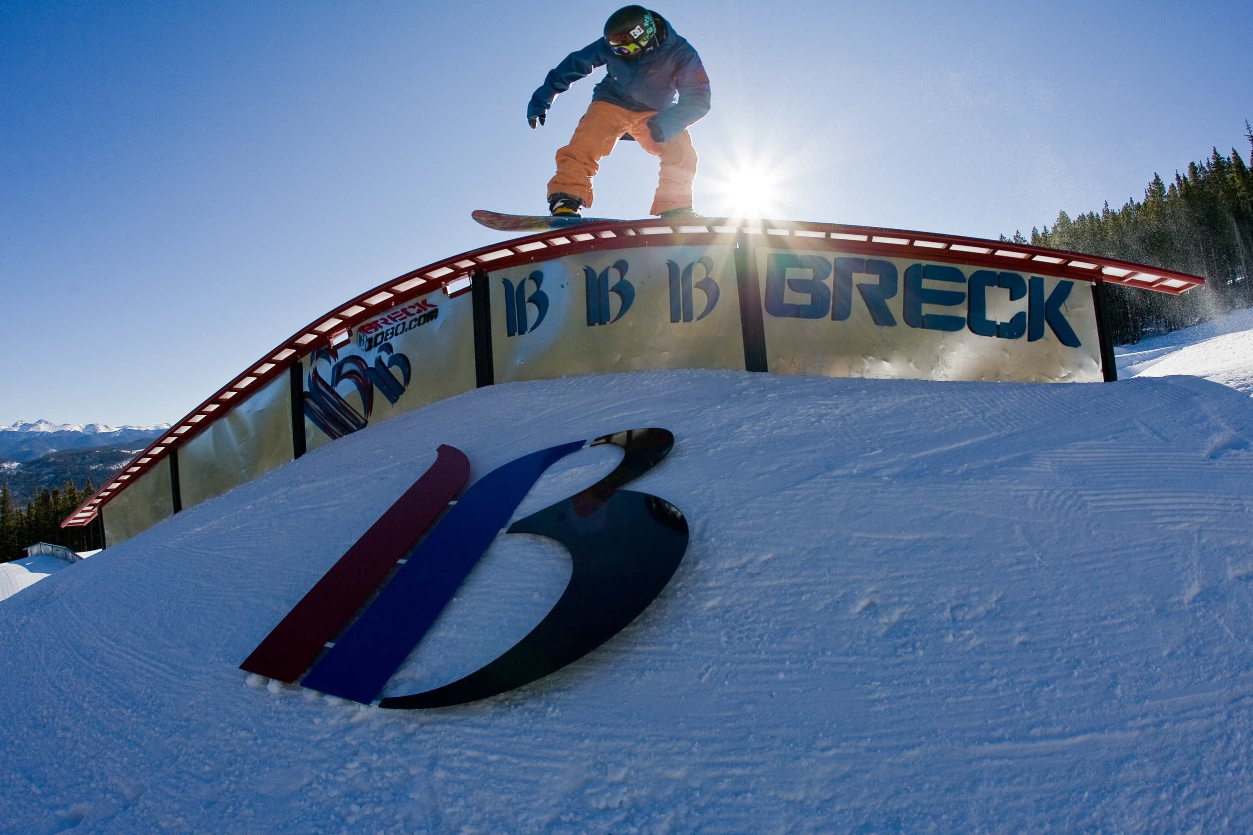 Breckenridge's Spring Fever Festival kicks off this weekend with the Park Jam. (Aaron Dodds)