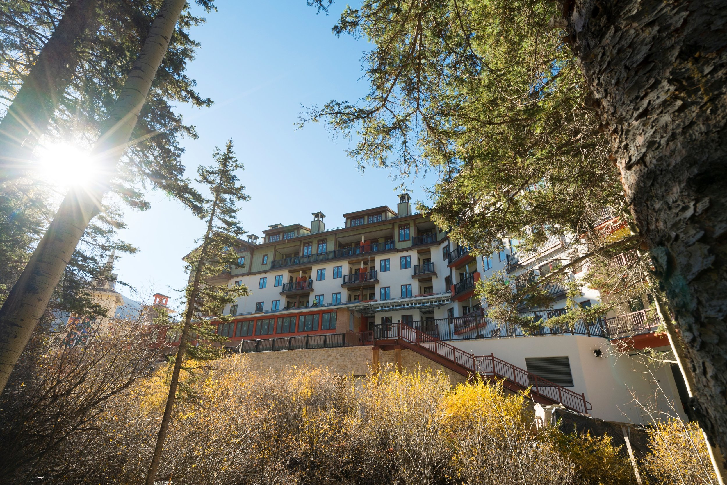 The Blake at Taos Ski Valley is the long-awaited centerpiece of the resort's redeveloped village.