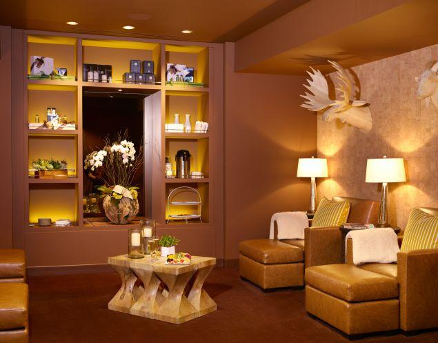 The spa at Hotel Jerome.Courtesy Hotel Jerome