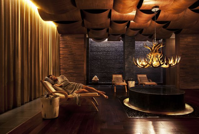 The spa at the Viceory Snowmass.Courtesy Viceory Snowmass