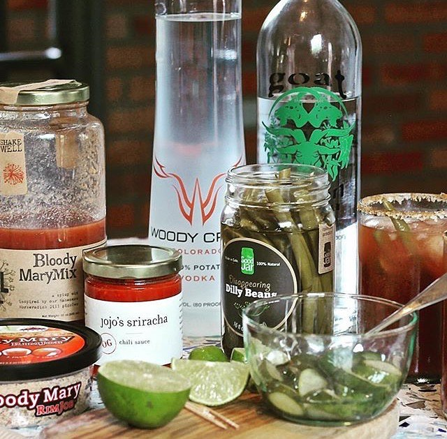 Head to @hbgarbo's blog to find out how to make the ultimate Bloody Mary