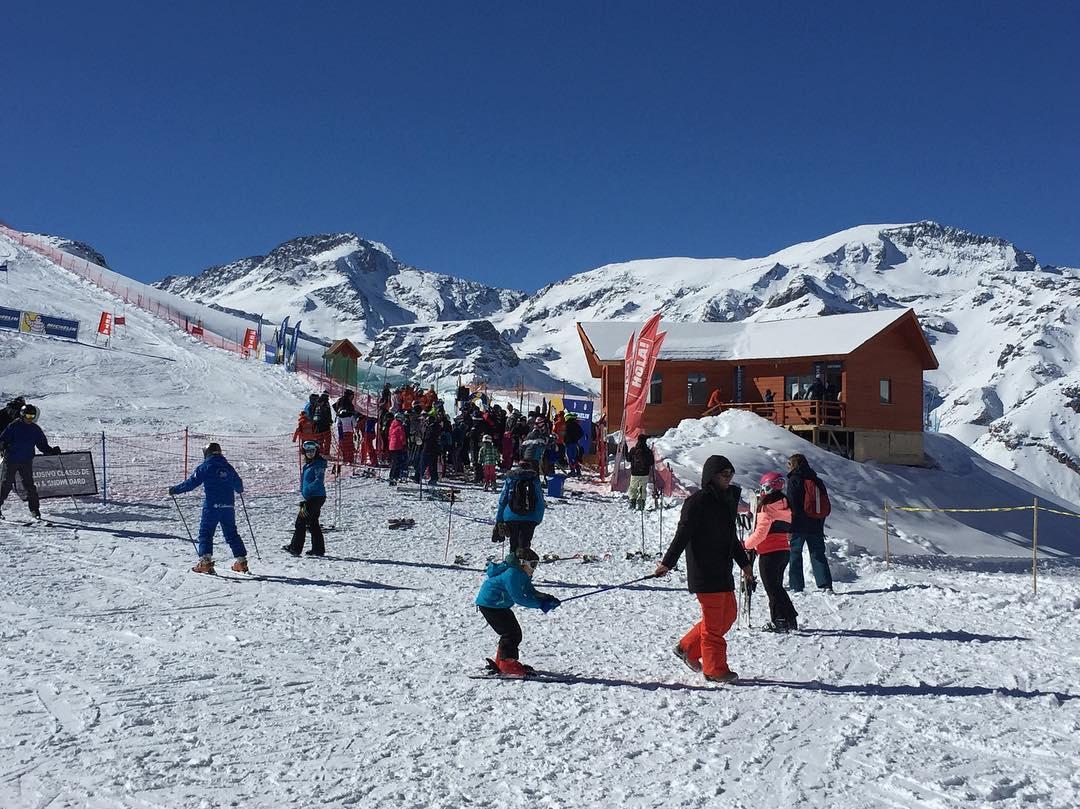 Valle Nevado Instagram