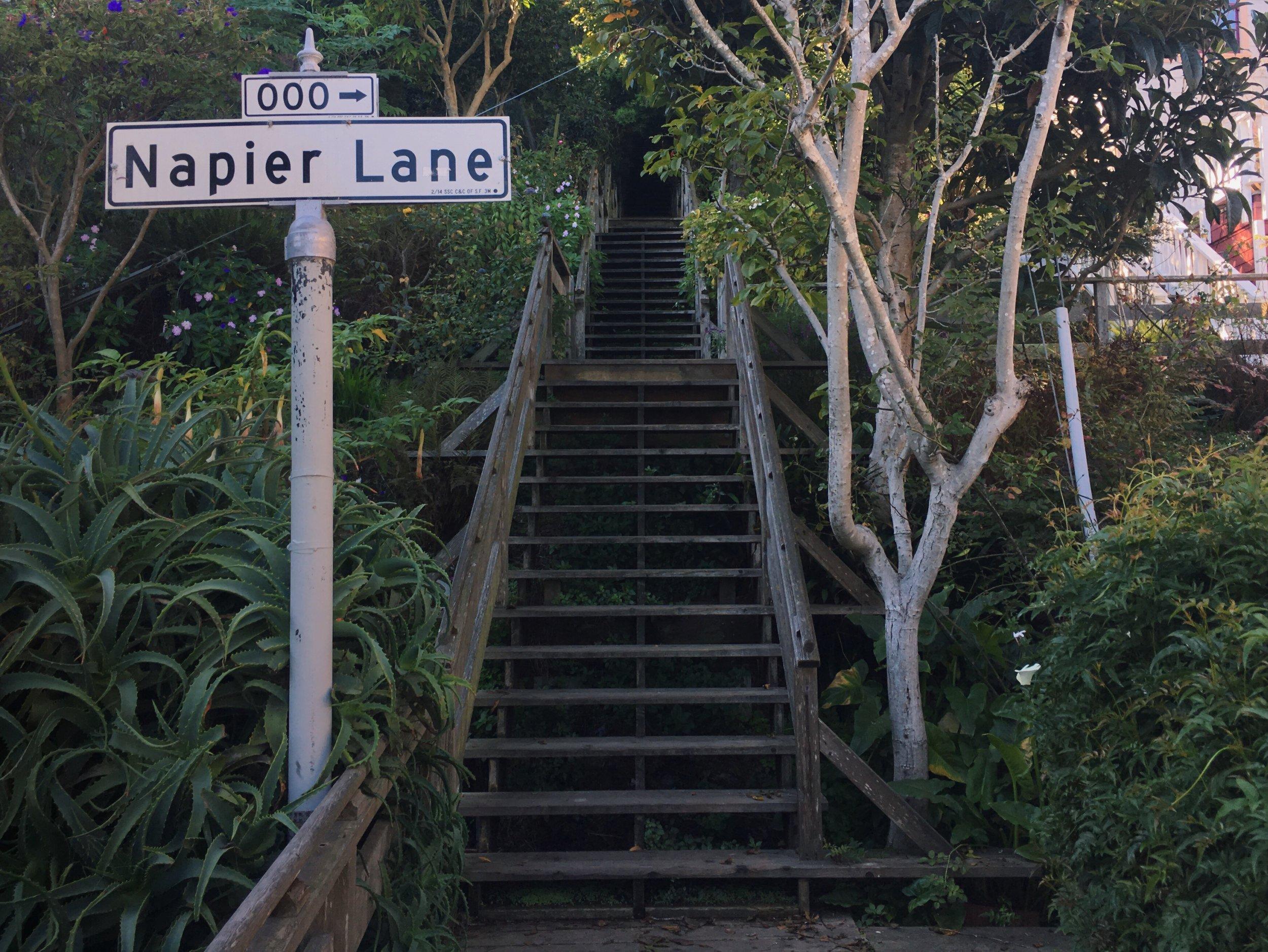 San Francisco Nooks :: Thriving Adventure