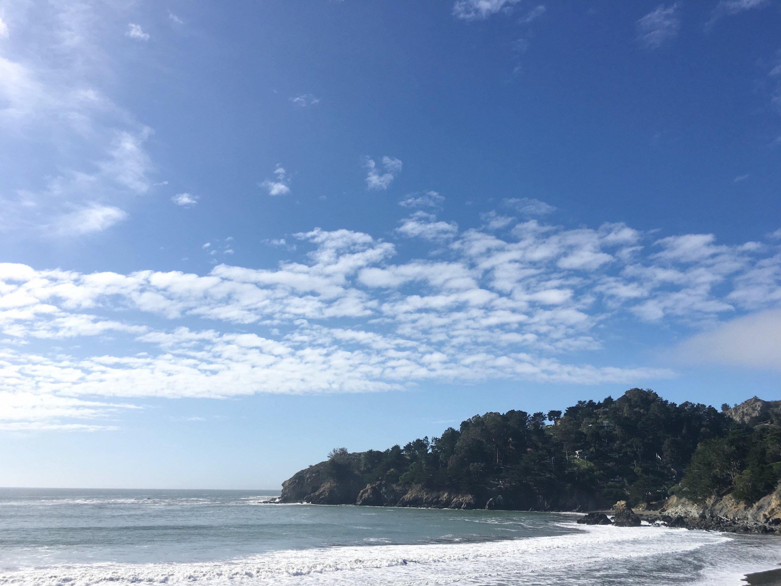 Muir Beach :: Thriving Adventure