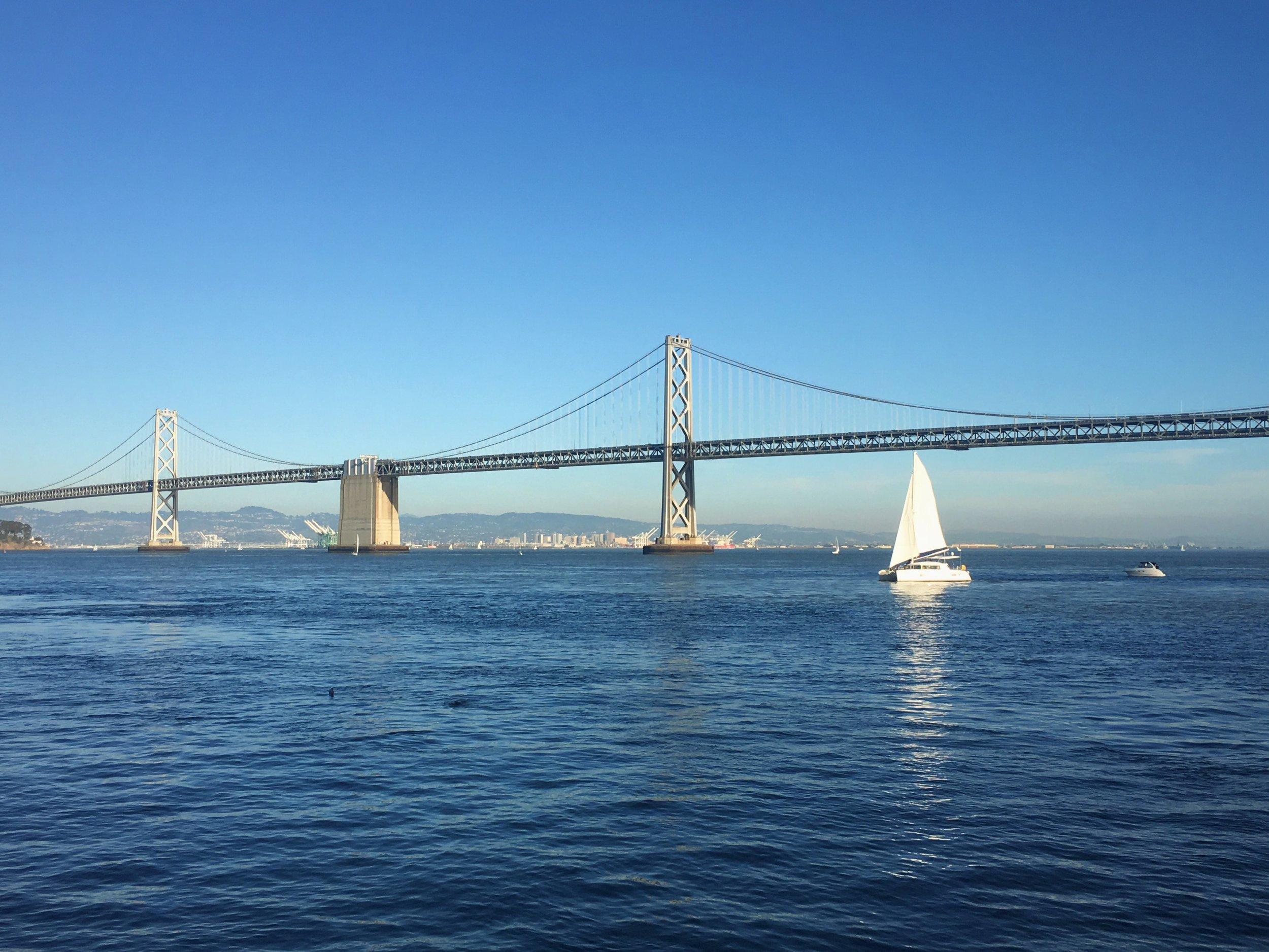 Bay Bridge :: Thriving Adventure