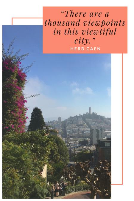 San Francisco Sightings by Christine Barnes