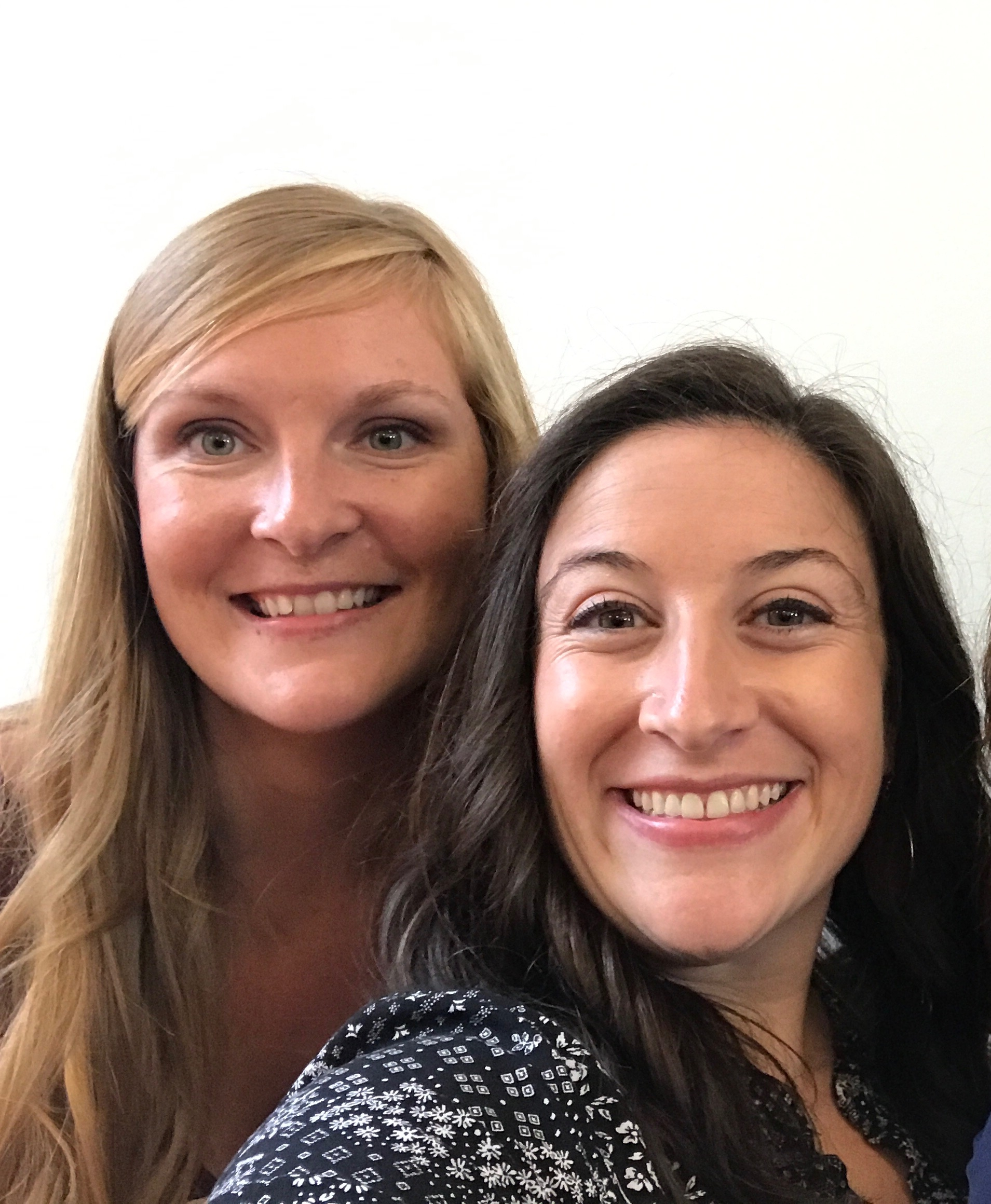 The Human Hour Podcast with Christine Barnes + Katie Kurtz