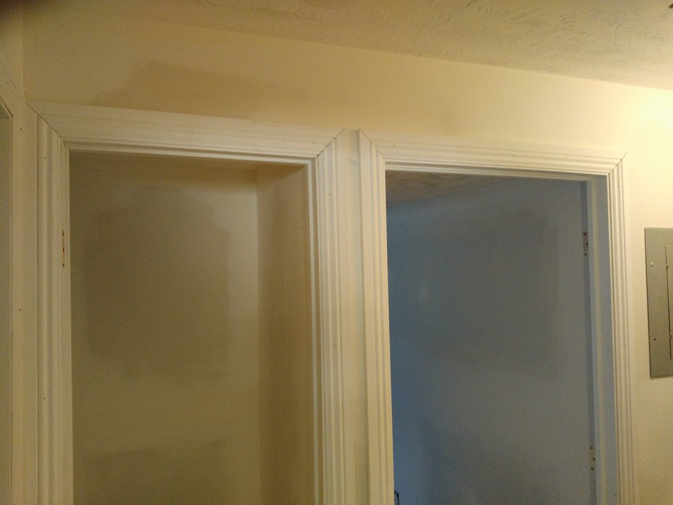 Moldings, Casing, Trim,