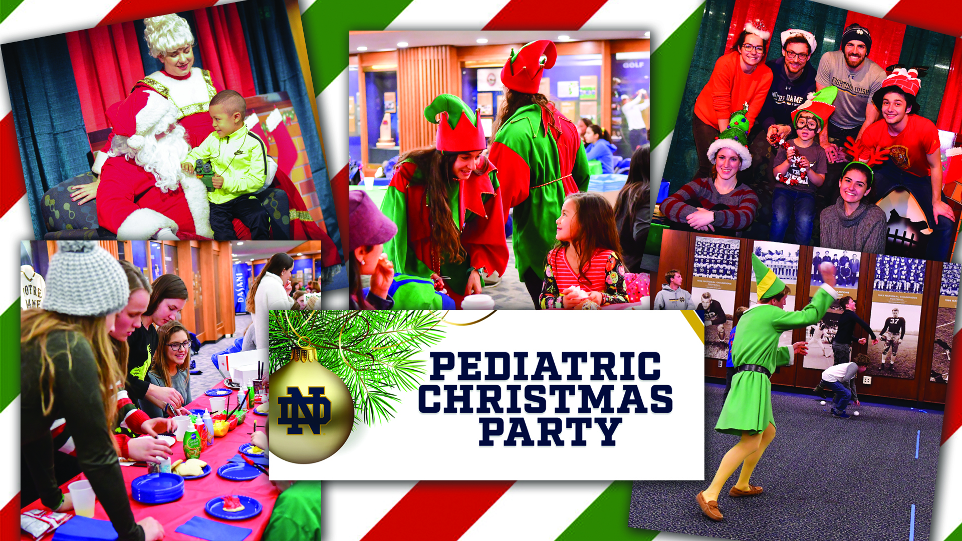 Pediatric Christmas Party